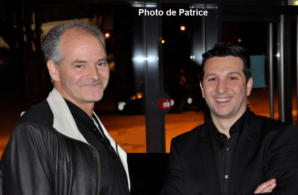 Laurent et moi