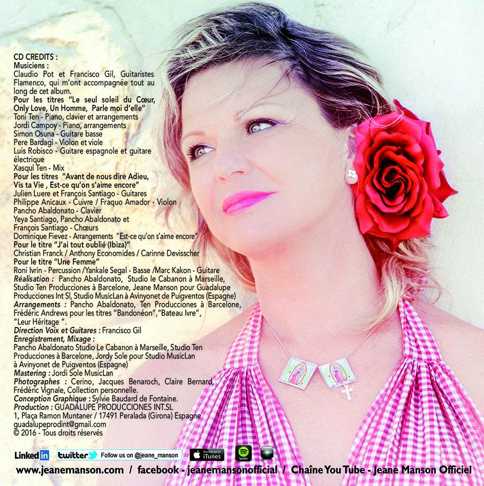 Verso 1 cd amour pour site