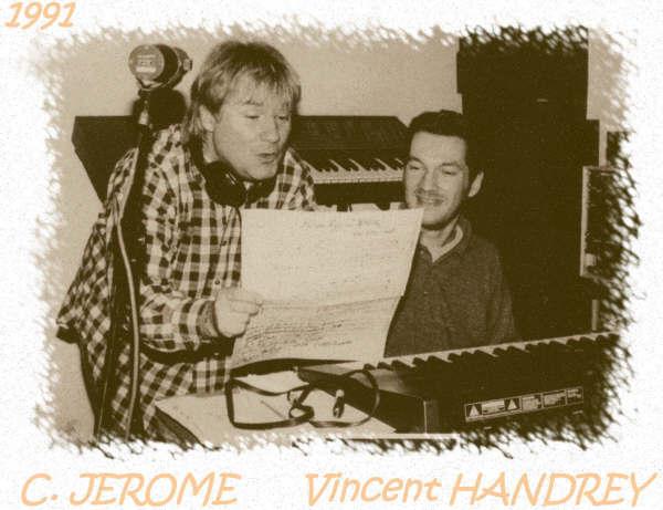 Vincent et cjerome
