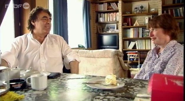 Esméralda et Claude Barzotti