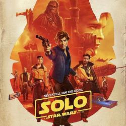 poster imax solo