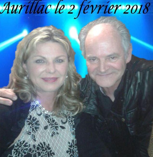 Aurillac Jeane et Eric