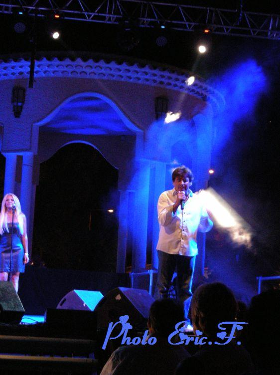 concert à bandol le 29 juillet 2013