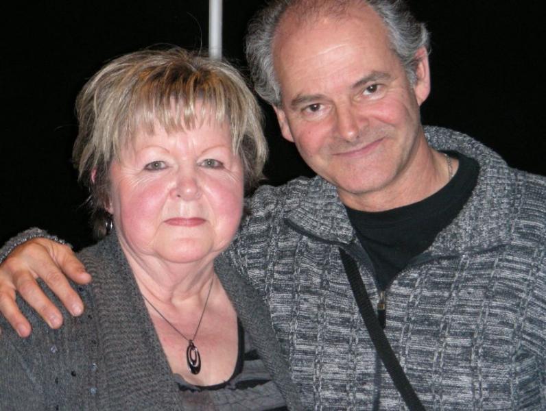 Canada tournée Pary Barzotti février / mars 2012