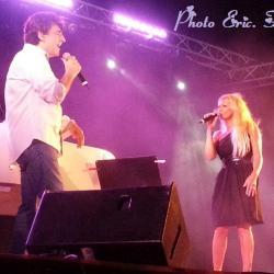 concert au Cap d'Agde 27 juillet 2013