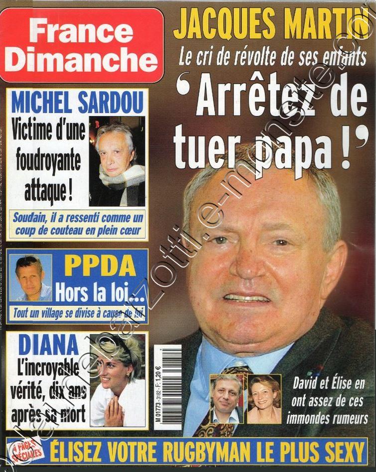 france dimanche 24 aout 2007 p 1 prot