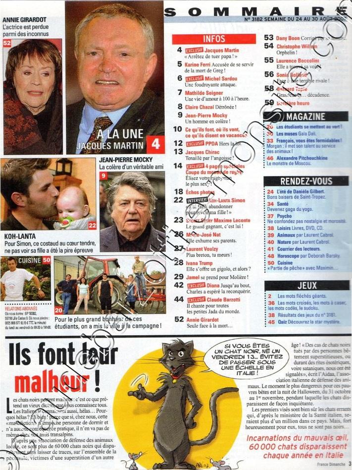 france dimanche 24 aout 2007 p 3 prot