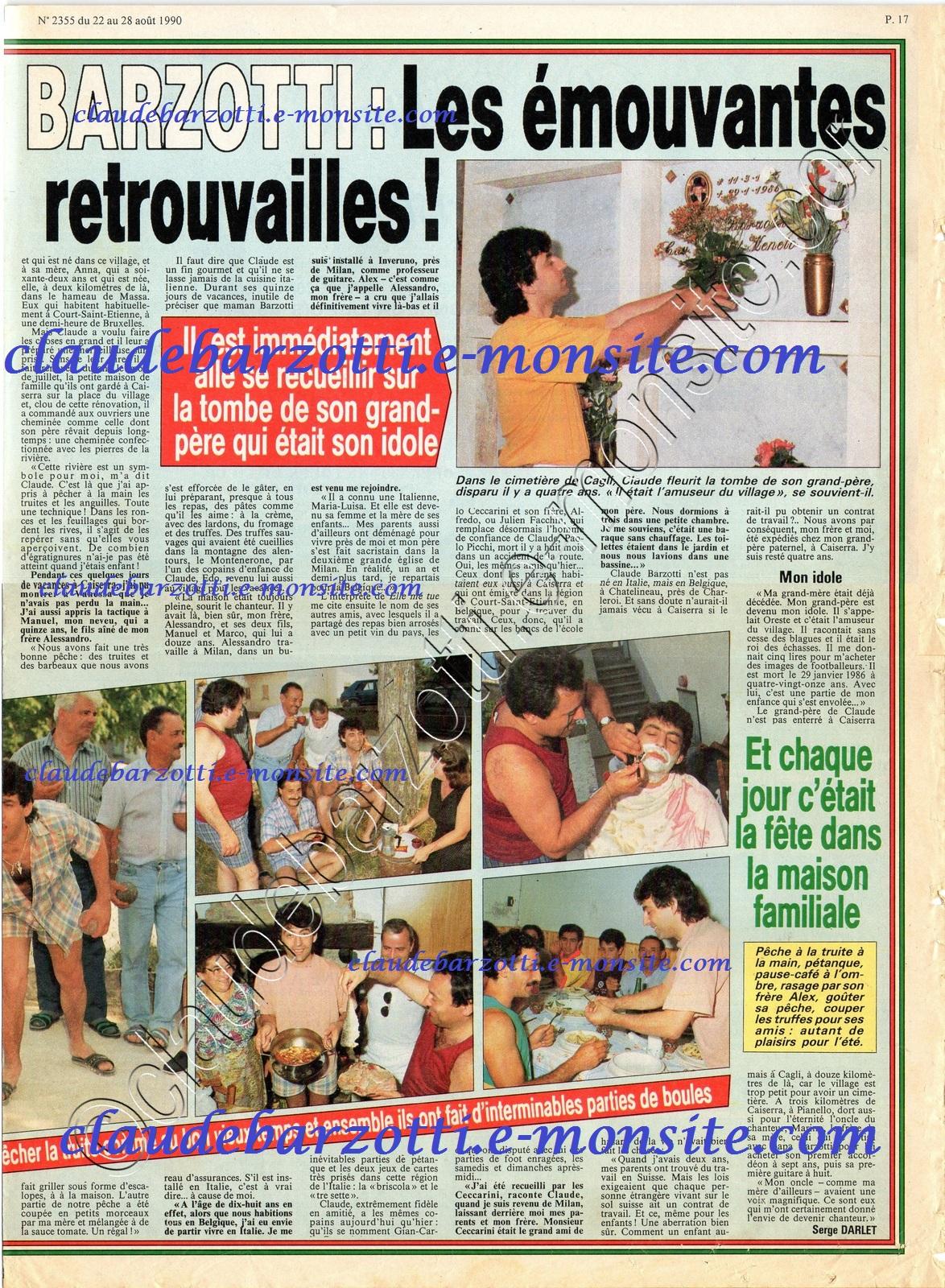 ici paris 2355 du 22 aout 1990 page 17