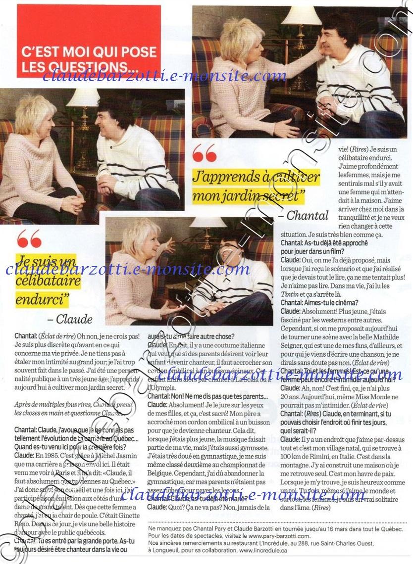 le lundi 3 mars 2012 p 94 prot