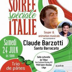 soiree italienne objectifo