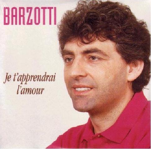 CD 2 titres Je t'apprendrai l'amour / Passion blanche première version