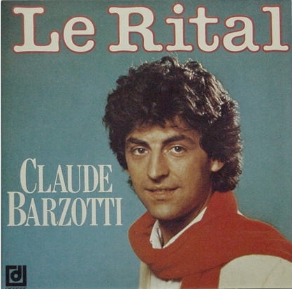 CD 2 titres Le rital / Entre c'q'on dit et ce qu'on fait réédition spéciale 1999 du 45 tour de 1983