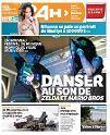 """24H du 31 janvier 2012 page 21 (1/10 de page + 1 photo) Le best-of de Claude Barzotti """"C'est mon histoire"""""""