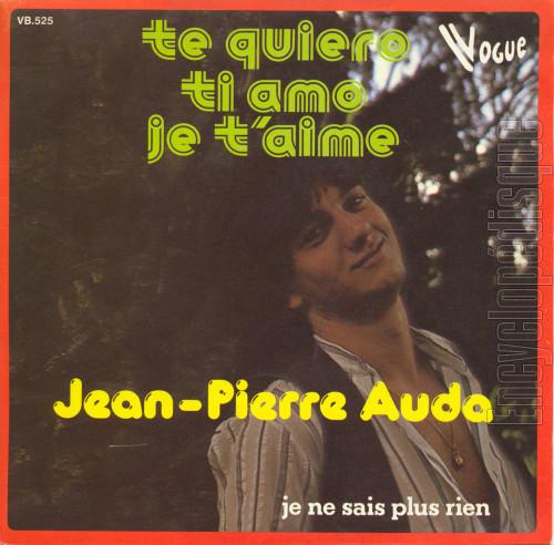 Jean Pierre Auda