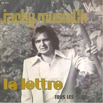 45 T Jacky Musialik