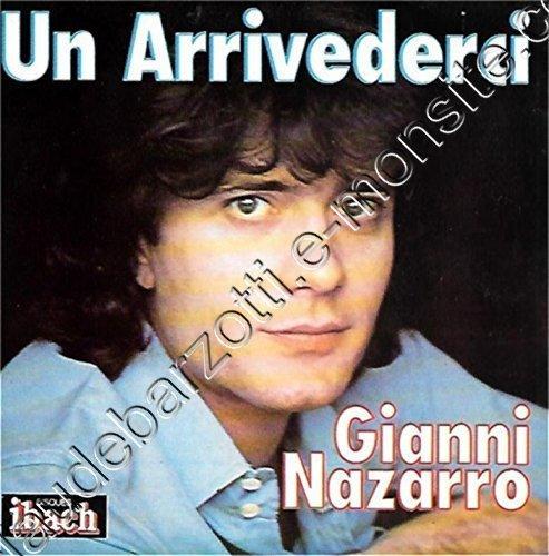 45 T face B La solitude chanté par Gianni Nazarro 1978