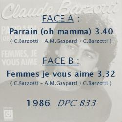 Parrain (Oh Mamma) / Femmes je vous aime