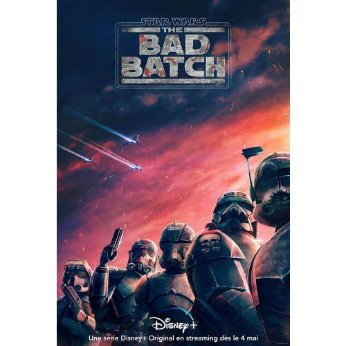 Affiche 1 the bad batch