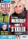 ALLO VEDETTES vol 39 N° 25 du 26 décembre 2020 page 65 (1/5 de page + 1 photo) Claude Barzotti gravement malade