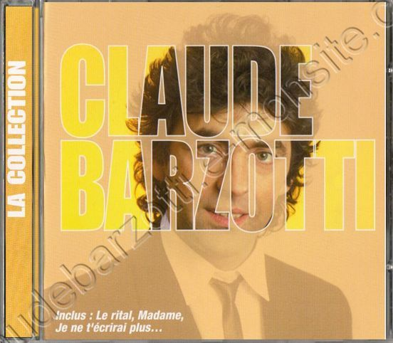 CD best of La collection 2009