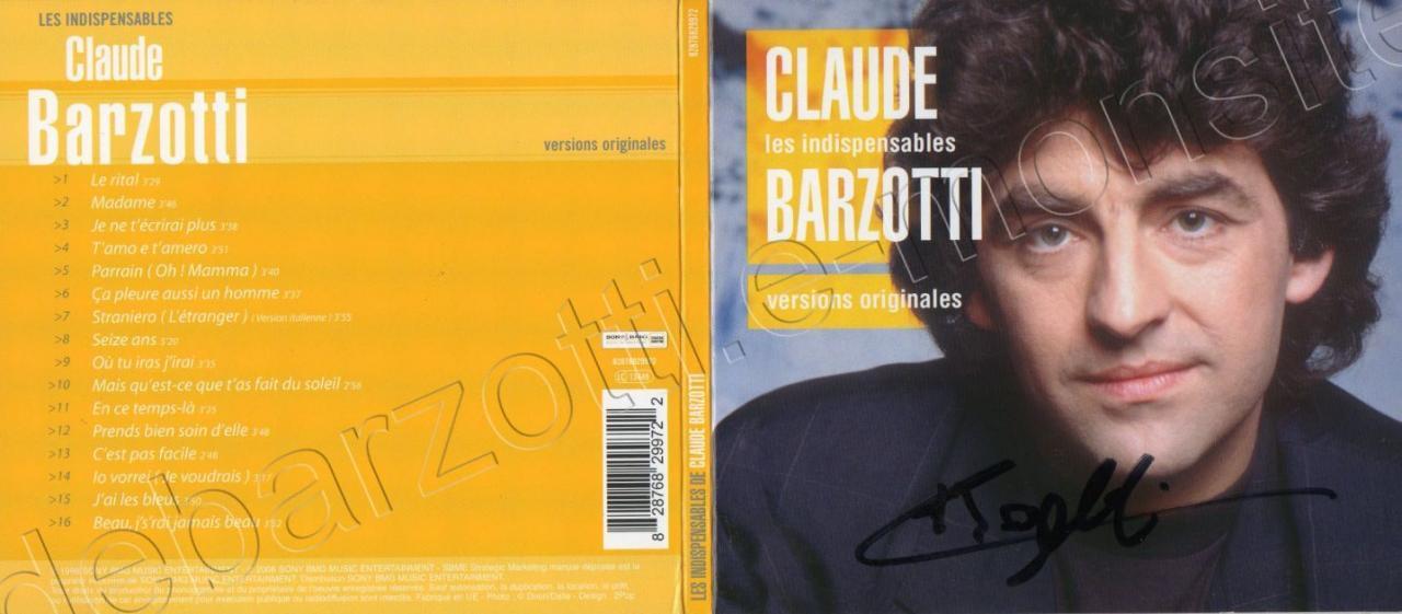 Retour catégorie CD Best Of