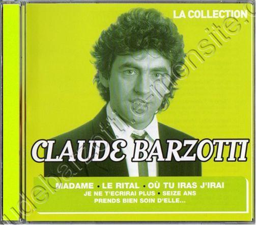CD best of La collection 15 mars 2011