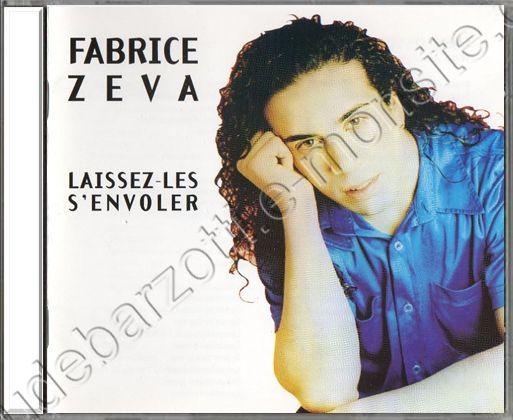 CD album Fabrice ZEVA