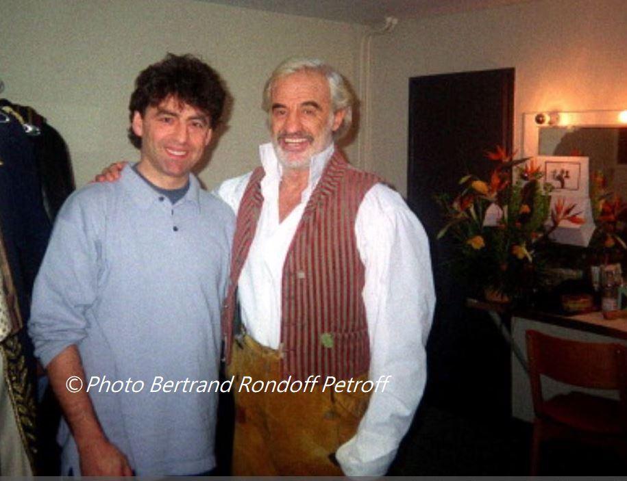 Claude et belmondo 1