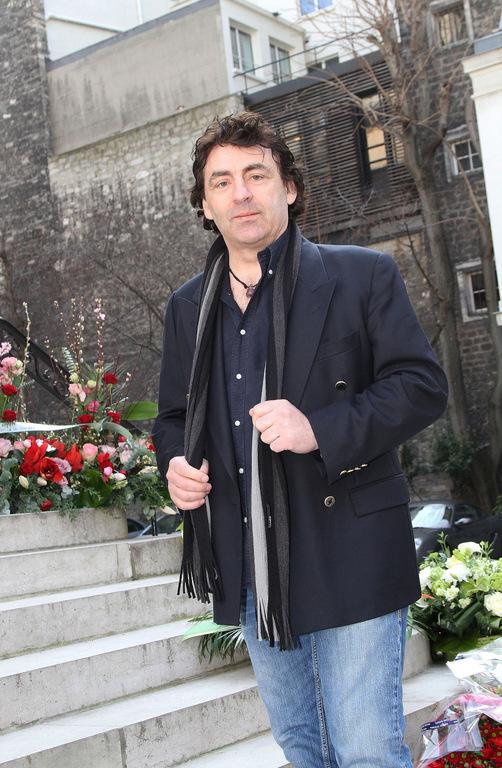 Claudio barzotti a paris le 11 mars 2010