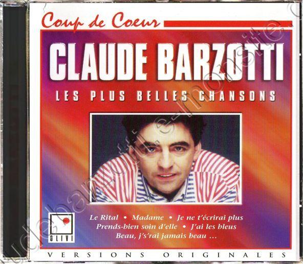 CD bestof coup de coeur les plus belles chansons (Canada) 1998