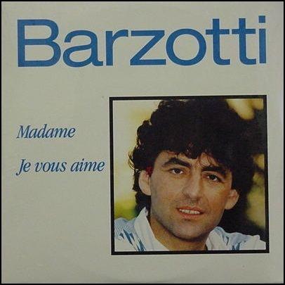 CD 2 titres Madame / Je vous aime