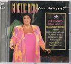 """Double album en concert de 1993 de Ginette RENO """"le mari remplace l'amant"""""""