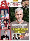 """ECHOS VEDETTES  du 17 novembre 2019 page 61 (1/10 de page) Infos en rafale """"Vanessa la fille de Barzotti en a marre"""
