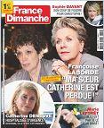 France dimanche 3819 du 8 novembre 2019 p1 mini