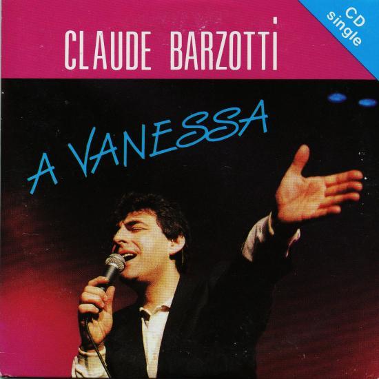 CD 2 titres A Vanessa live / Instrumental