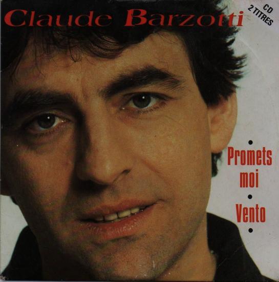 CD 2 titres Promets-moi / Vento