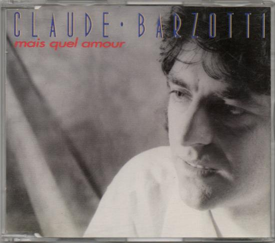 CD 2 titres Mais quel amour / Paolo 1991