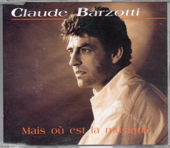 CD 2 titres Mais où est la musique / Sarah 1992