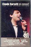 Double K7 audio en concert 1994 (Star Records INC STR48061 distribution Sélect)  064027806144