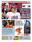 Le Droit du 6 février 2012 page 26 (1 page + photos NB ) Claude Barzotti et Chantal Pary à la maison de la culture, Le retour du grand séducteur