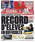 Le Journal de Montréal du 22 octobre 2015 pages 44 (1/6 de page + 1 photo ) Claude Michel et Claude Barzotti réunis sur scène