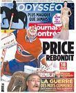 Le Journal de Montréal du 4 mai 2013 pages 34 et 35 (2 pages ) Le festival de l'émotion Nos idoles en font voir de toutes les couleurs