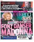 Le Journal de Montréal Week-end du 4 février 2012 page 45 (1 page + 1 photo ) Claude Barzotti et Chantal Pary Les succès à l'honneur