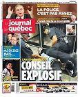 Le Journal de Québec du 28 septembre 2011 page 63 (1/4 page) Claude Barzotti et Chantal Pary en tournée au Québec