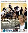 Le Journal de Québec du 10 novembre 2012 pages 16 et 17 (2 pages + photos) Claude Barzotti tient parole
