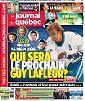 Le Journal de Québec week-end du 11 février 2012 page 16 (1 page + photo ) De l'amour dans l'air