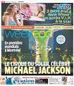 Le Journal de Québec week-end du 1er octobre 2011 pages 25 & 27 (2 pages + photos ) Claude Barzotti et Chantal Pary partent en tournée