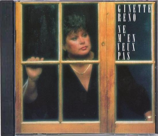 """Album de 1988 de Ginette RENO """"le mari remplace l'amant"""""""