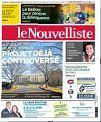 Le Nouvelliste 21 novembre 2015 page entrevue E9 (1/3 page NB) Pause nostalgie avec Claude Barzotti