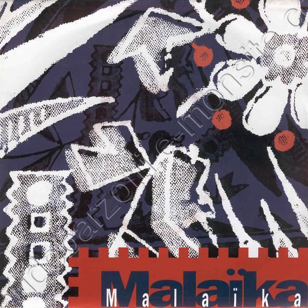 45 T Trad Malaïka chanson pour soutenir Médecins sans frontières 1992